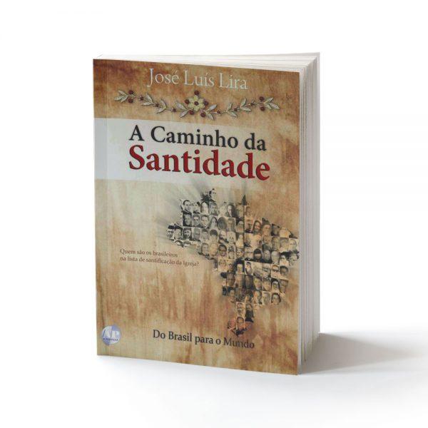 capa do livro a caminho da santidade