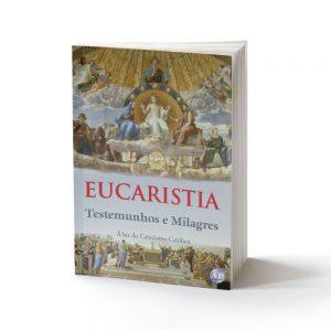 capa do livro eucaristia testemunhos e milagres