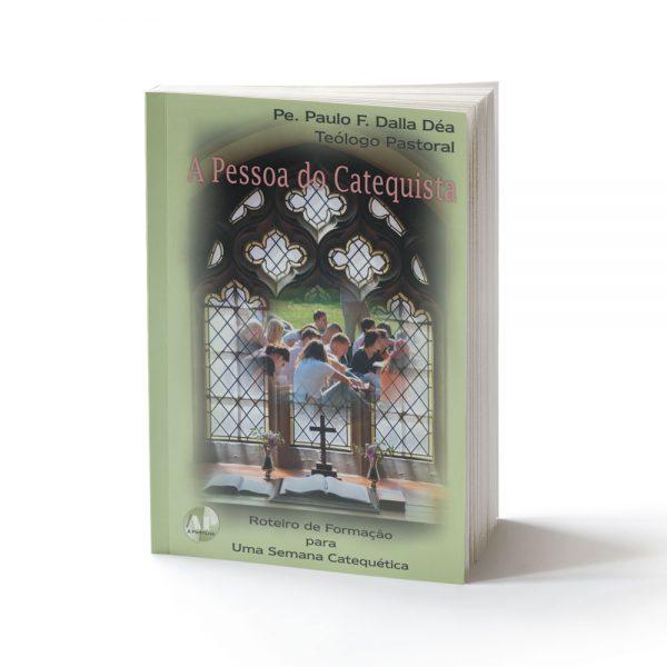 capa do livro a pessoa do catequista