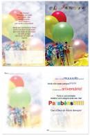 Cartão de Aniversário - 006B