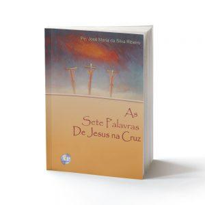 capa do livro 7 palavras de jesus na cruz