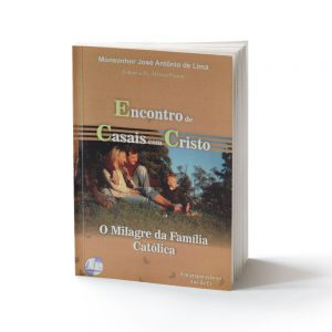 capa do livro ECC familia católica