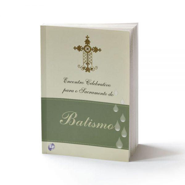 capa do livro sacramento do batismo