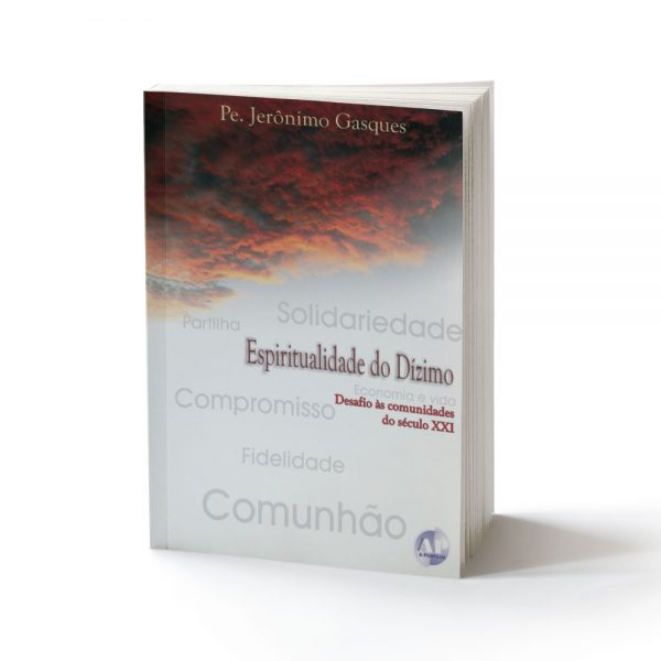 capa do livro espiritualidade do dizimo