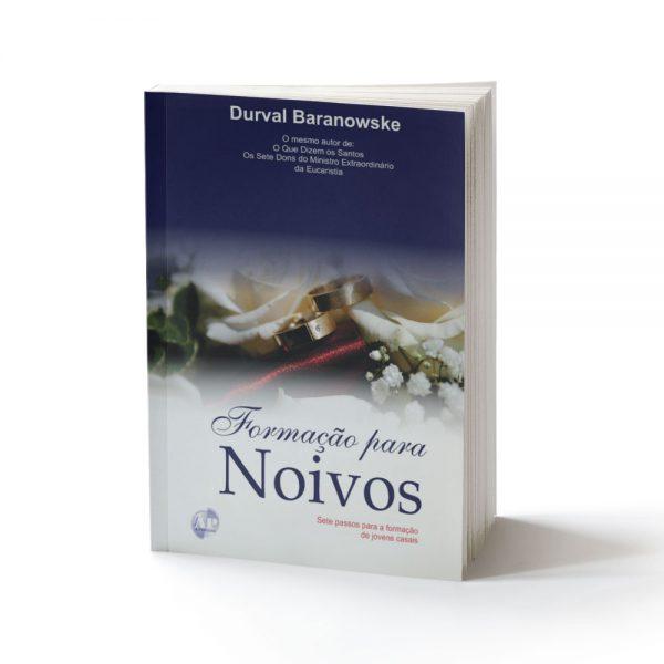 capa livro formação para noivos