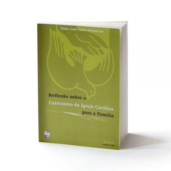 capa do livro reflexões sobre o catecismo para família