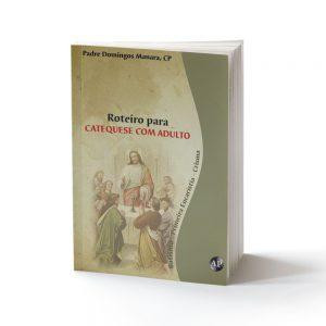 capa do livro roteiro para catequese com adultos