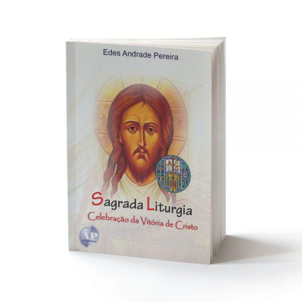 capa do livro sagrada liturgia