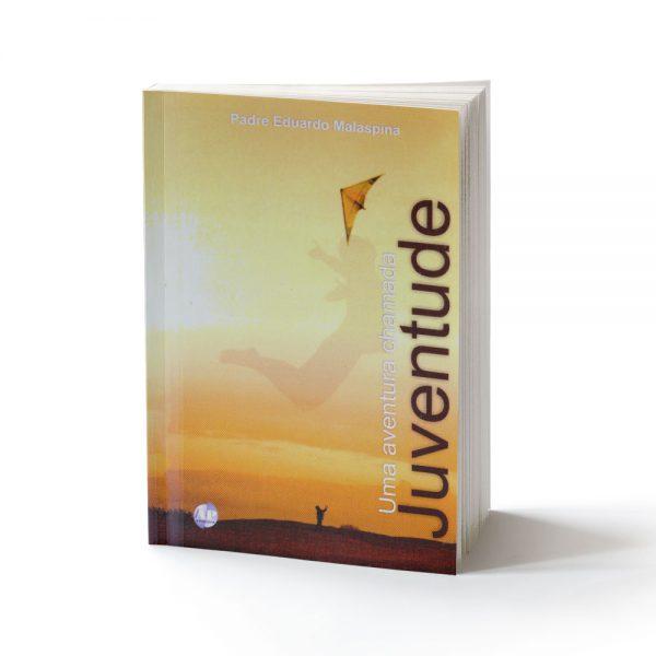capa livro uma aventura chamada juventude