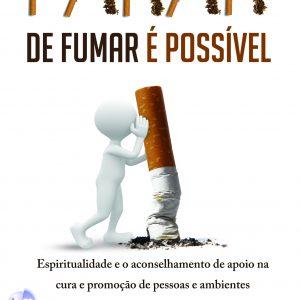 capa livro parar de fumar é possível