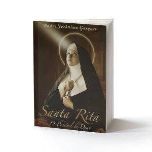 capa livro Santa Rita