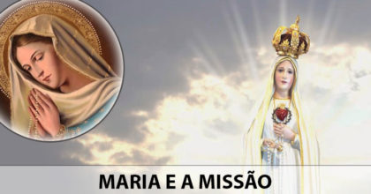 MARIA E A MISSÃO