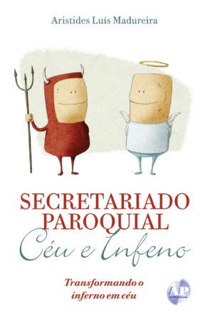 Secretariado Paroquial - Céu e Inferno - Frente