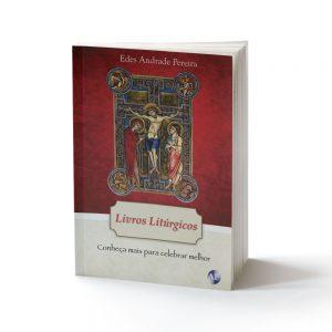 capa do livro livros litúrgicos
