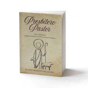 capa do livro presbítero pastor