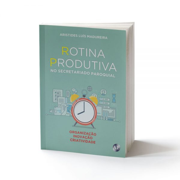 capa livro rotina produtiva secretaria