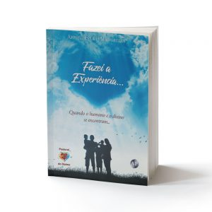 capa do livro fazei a experiência do dízimo