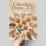 calendário 2020 dízimo